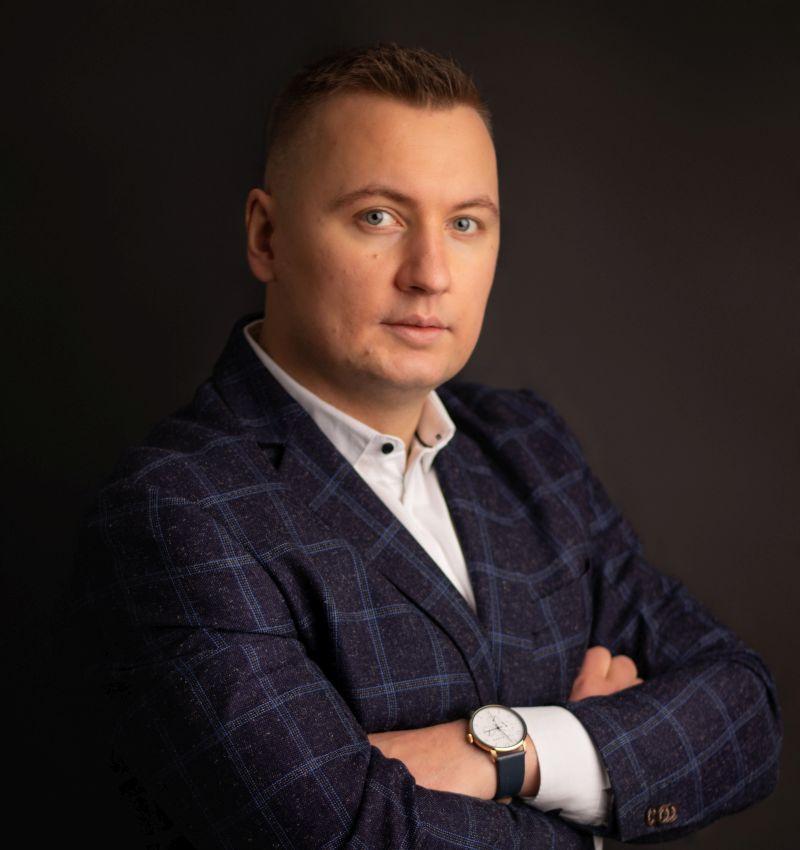 Paweł Motyl założyciel i właściciel Bodyguard in Media,