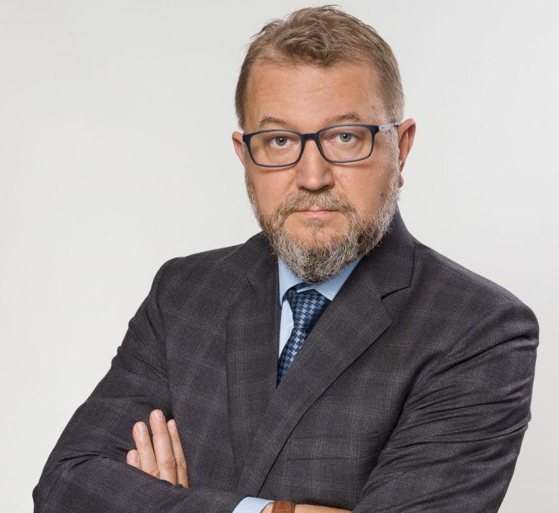 Wojciech Trawiński prezes spółki EKOPARK S.A.