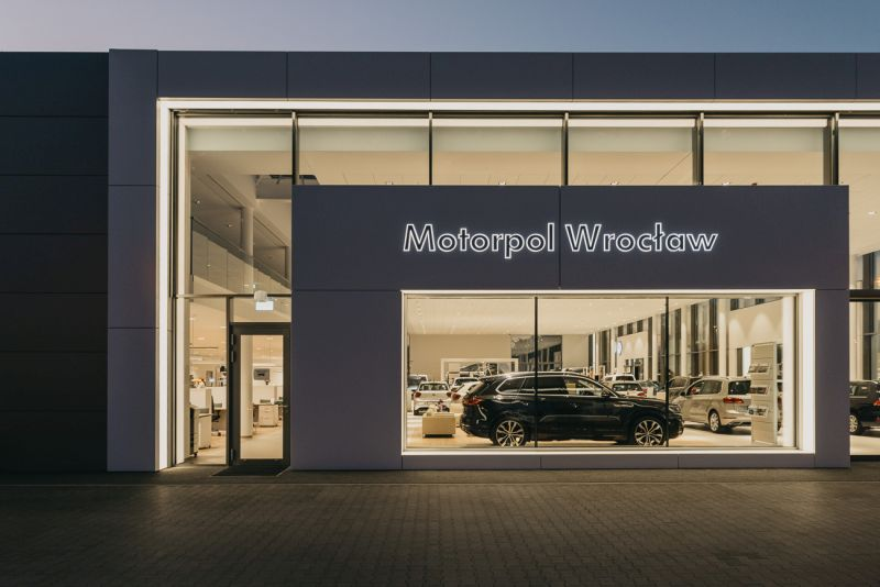 Motorpol salon Wrocław