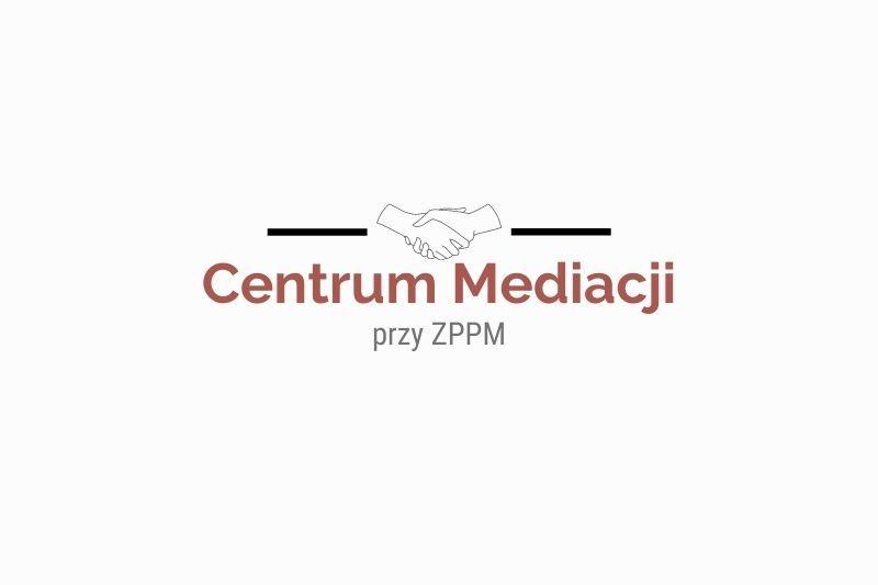 centrum mediacji przy ZPPM logo
