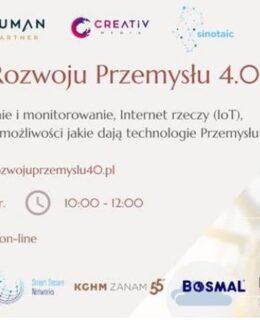 Akademia Rozwoju Przemysłu konferencja online4.0 platak