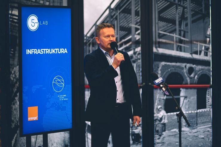 5G- lab infrastruktura