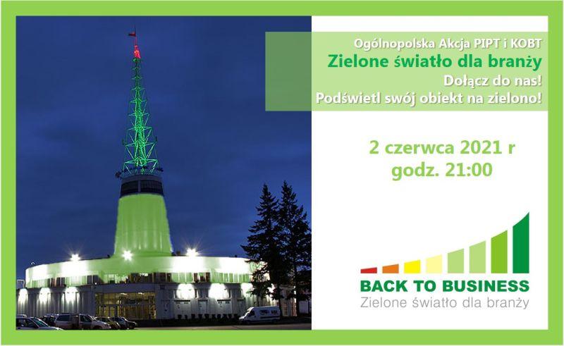 Akcja Zielone światło dla branży