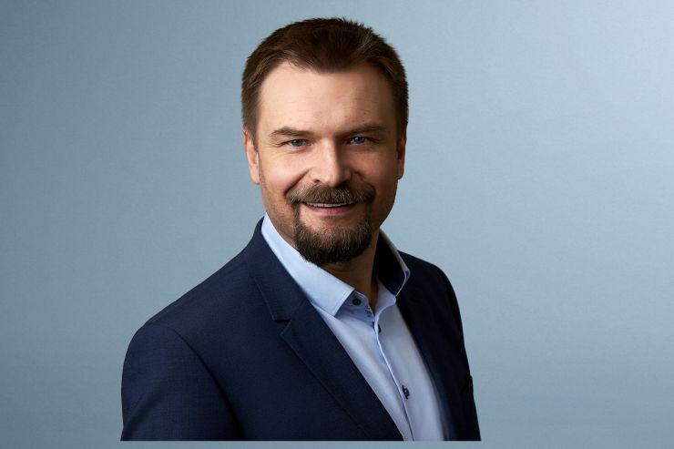 Jan Matulewicz, szef Cybercom Poland
