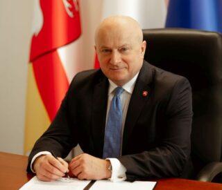 Jarosław Stawiarski, Marszalek Województwa Lubelskiego