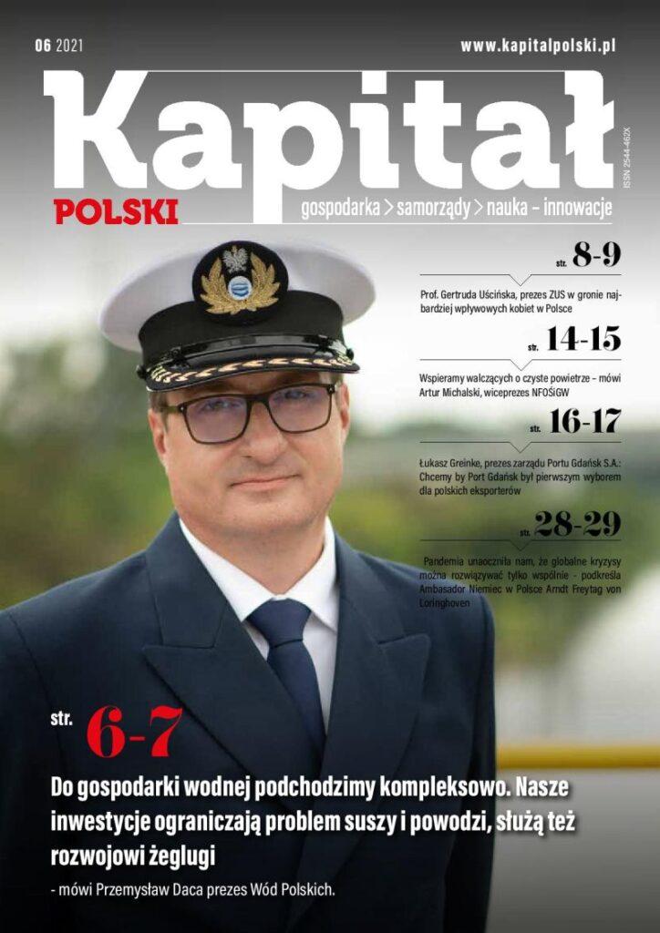 kapitał polski 06.2021 okładna
