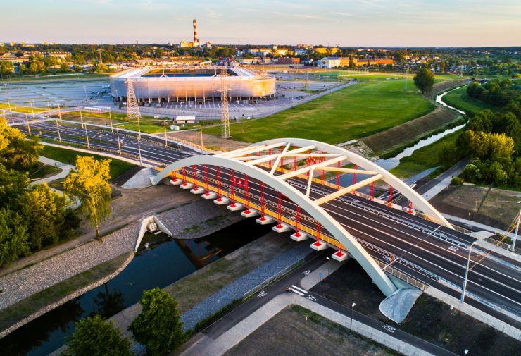 Most 700-lecia w Lublinie