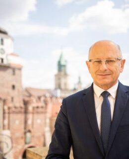 Prezydent Miasta Lublin Krzysztof Żuk