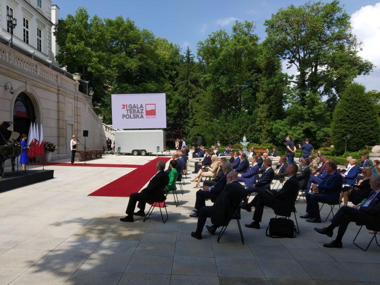 Teraz Polska gala