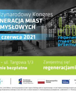 I Międzynarodowy Kongres Regeneracji Miast Przemysłowych
