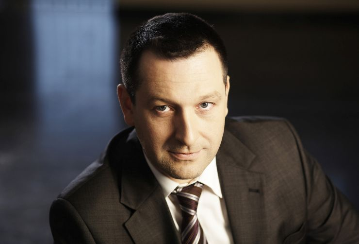 Prof. dr hab. Hubert Królikowski,  doradca zarządu GRUPY WB