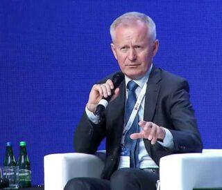 Krzysztof Domarecki na Europejskim Kongresie Elektromobilności