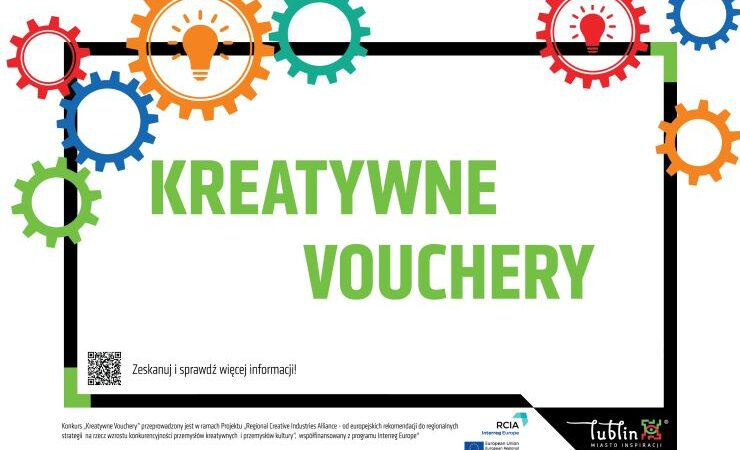"""W Lublinie rusza konkurs """"Kreatywne Vouchery"""""""