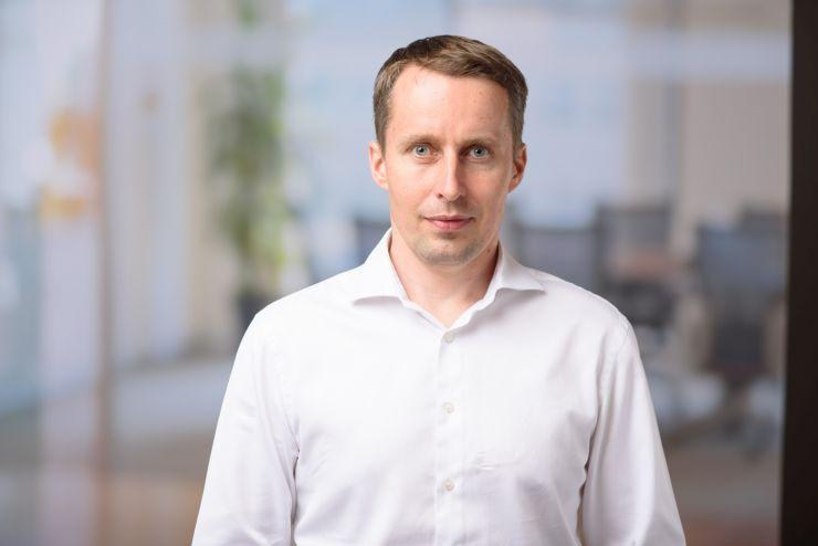 Mariusz Przybylik, Managing Director Resources, Accenture w Polsce