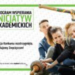 Program Wspierania Inicjatyw Akademickich - grafika