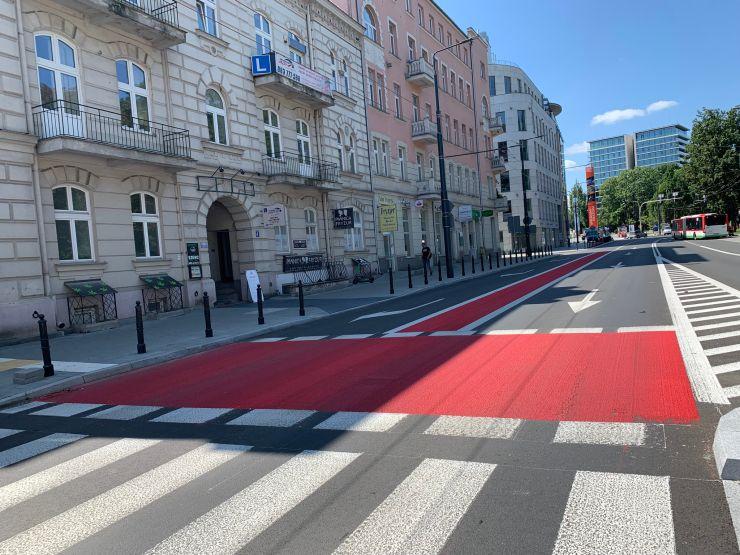 Aleje Racławickie w Lublinie fot. mat. prasowe Miasto Lublin