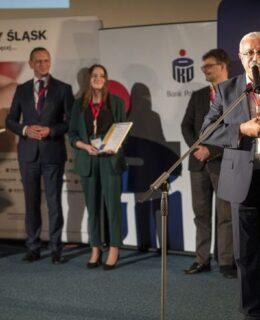 """Andrzej Łaniak właściciel firmy """"Z Chaty Łaniaków"""", zwycięzca konkursu Promotor Przedsiębiorczości Rodzinnej."""