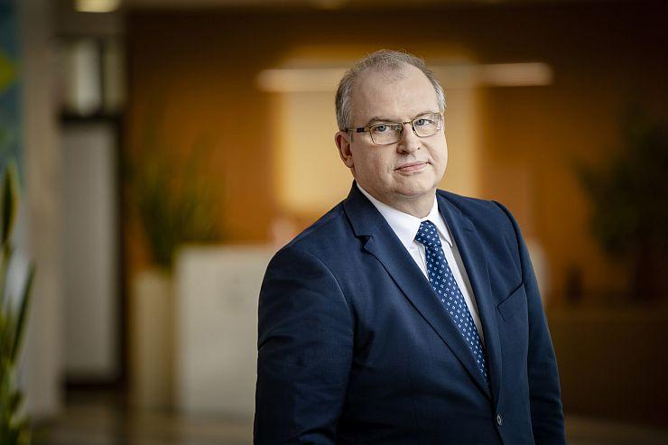 Jacek Michalak, prezes Grupy Selena