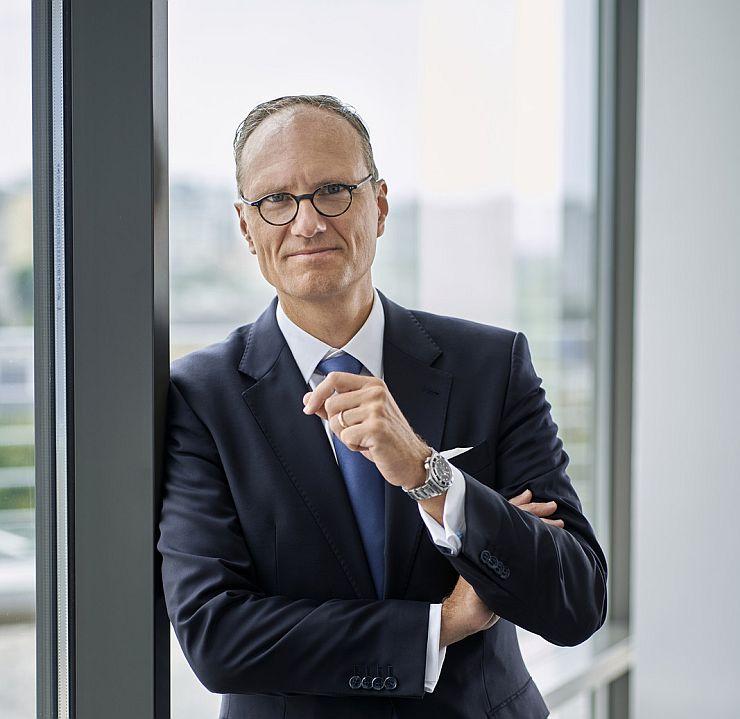 Christian Doelle, wiceprezes zarządu ds. marketingu i strategii w Grupie Selena