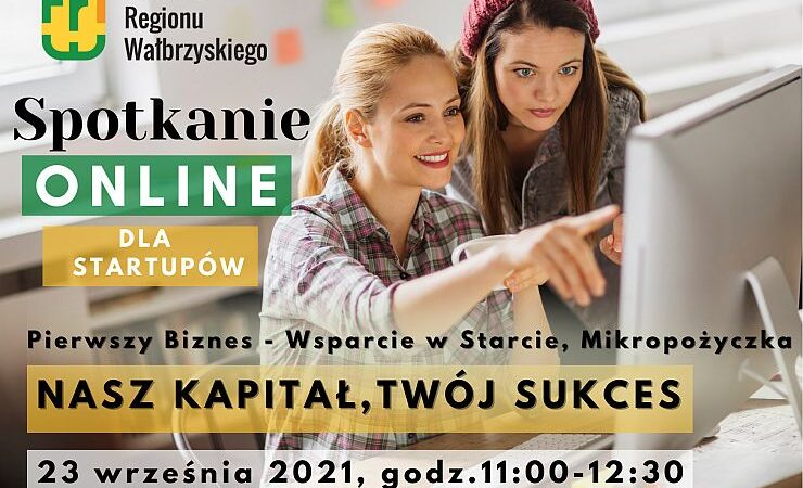 Bezpłatne webinarium dla startupów z Dolnego Śląska