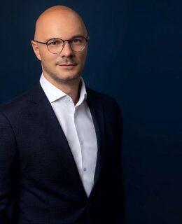 Adrian Szymański, Prezes KGHM Metraco
