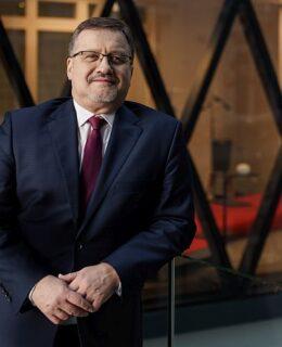 Ireneusz Krupa, członek zarządu PSG ds. rozwoju i inwestycji