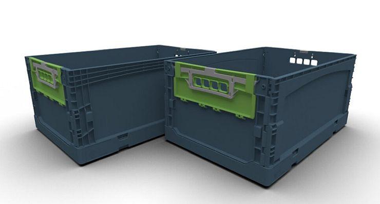SmartBox pojemniki dla hadlu i dystrybucji Utz