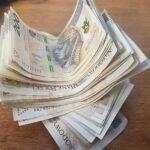 pieniądze, gotówka, oszczędności